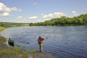 Fly Fishing in New Brunswick