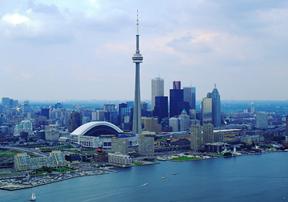 Toronto, Ontario skyline